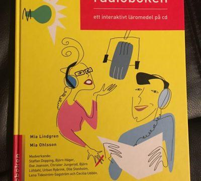 Mitt kapitel i läroboken om radio