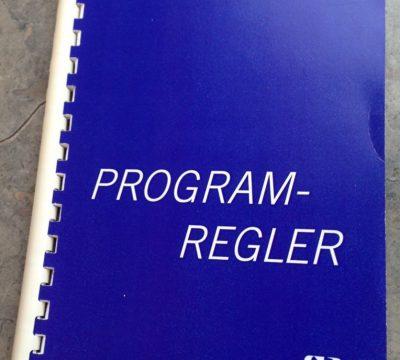 Programregler