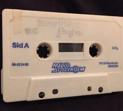 Radio Stockholm-nostalgi i ljudlig form